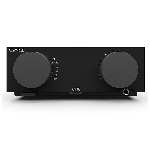 Cyrus integrated amplifier