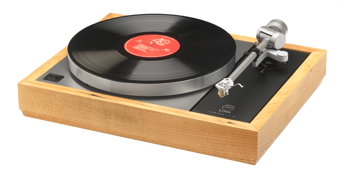 The iconic LP12 Sondek from Linn