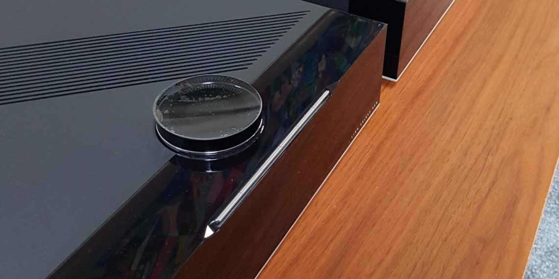 Linn Selekt from DNA Audio - Call our Leeds showroom 01943 850650