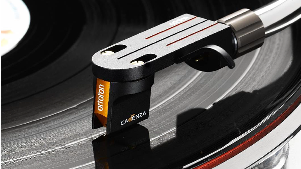 Cadenza Bronze MC cartridge from Ortofon