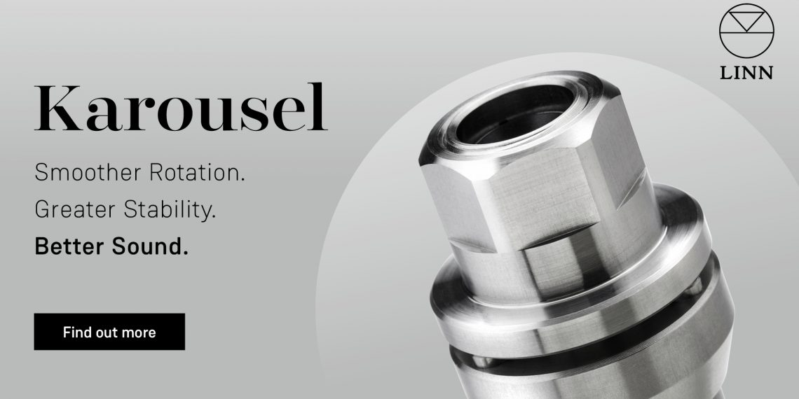 LP12 Karousel bearing