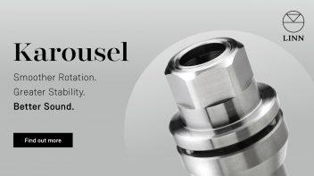 LP12 Karousel bearing